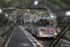 関電トンネルトロリーバス ②