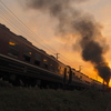 Sunset Locomotive