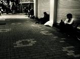 Osaka night street