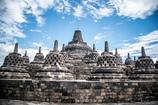 ボロブドゥール寺院Ⅴ