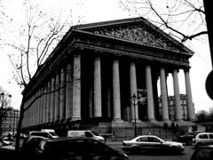 PARIS『Eglise de la Madeleine』