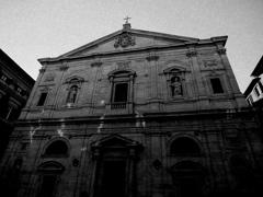 ROMA『サン・ルイージ・フランチェーゼ教会』