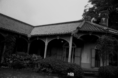 Nagasaki66-長崎『雨の洋館2』