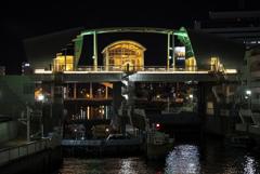 道頓堀川水門