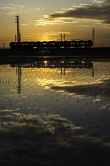 「夕刻列車」