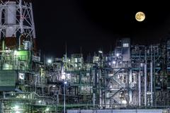 「moon factory」