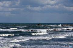 1月1日の海