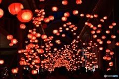 山口提灯祭り