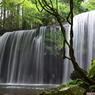 熊本県小国 鍋ヶ滝