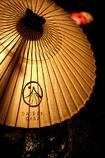 大山夏祭り お盆の大献灯 和傘灯り*7