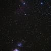 オリオン座の星雲たち