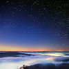 Star on the sea of ​​clouds -composite3-