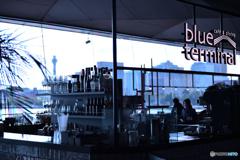 blue terminal