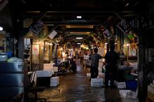 鶴橋鮮魚市場
