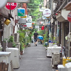 CANON Canon EOS 5D Mark IIで撮影した(新宿ゴールデン街5)の写真(画像)