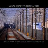 Local Train vs Shinkansen