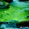 緑渓(1)