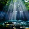 暮雨の滝(4)