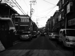 韓国・ソウル #001 古い住宅街