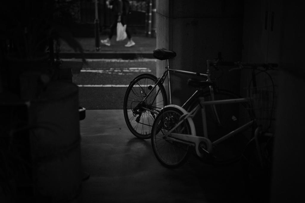 街角自転車 #24