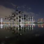 東京夜景。