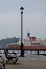 港のしらせ