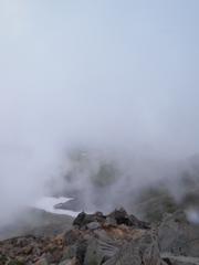 剣ヶ峰からの世界