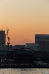 大さん橋からの夕景 #3