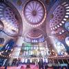 永遠の青きブルー イスタンブール スルタンアフメト・モスク