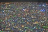 電子回路の夢 東京夜景