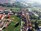 ヨーロッパを空から見てみよう バルセロナ編