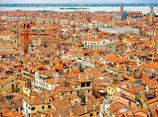 ヴェネチアの街景色
