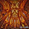 ゴシック大聖堂 バルセロナ