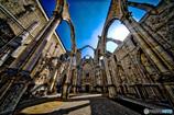 カルモ教会 廃墟の教会 リスボン