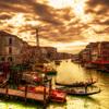 黄昏のヴェネチア