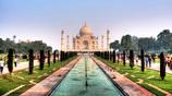 India Peace and Liberty - Taj Mahal
