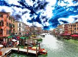 ヴェネチア ジブリの風