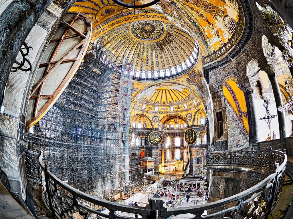 Ayasofya Turkey 《world heritage》