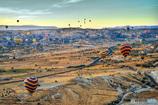 カッパドキア 気球による世界 ver2
