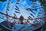 東京タワーと333匹の鯉のぼり