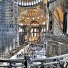 アヤソフィア:イスタンブール 「神の聖なる叡智の神殿」