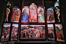ヘントの祭壇画 聖バーフ大聖堂