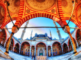Grandeur of the Selimiye Mosque