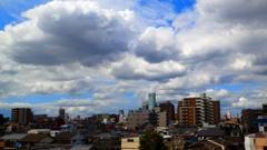 ハルカスと雲 (1)