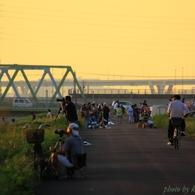 CANON Canon EOS 60Dで撮影した(『第38回隅田川花火大会』が始まるまで・・・#3 人が集まって来た)の写真(画像)
