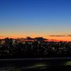 新小岩・荒川左岸で見た富士山夕景 #7 おまけ