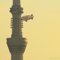CANON Canon EOS 60Dで撮影した(『第38回隅田川花火大会』が始まるまで・・・#2 スカイツリーにブチュッ)の写真(画像)