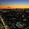 東京山脈と富士山 高さ115Mからの夕景#6