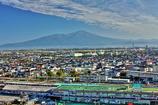 酒田市にて 鳥海山 #1