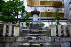 信長公墓~本能寺